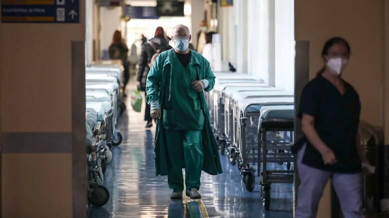 Κορωνοϊός: Δραματική η κατάσταση στα νοσοκομεία - Ανησυχία για τα νέα «μαύρα» ρεκόρ