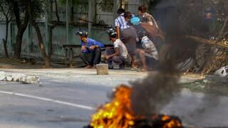 Μιανμάρ: Επτάχρονο κορίτσι νεκρό από πυρά του στρατιωτικού καθεστώτος