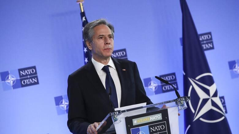 ΗΠΑ - ΝΑΤΟ: Προειδοποίηση Μπλίνκεν προς Βερολίνο για τον Nord Stream 2