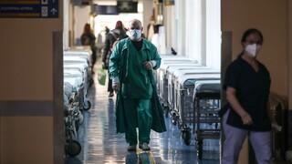 Κορωνοϊός: Δραματική η κατάσταση στα νοσοκομεία – Το Σαββατοκύριακο η κορύφωση του τρίτου κύματος