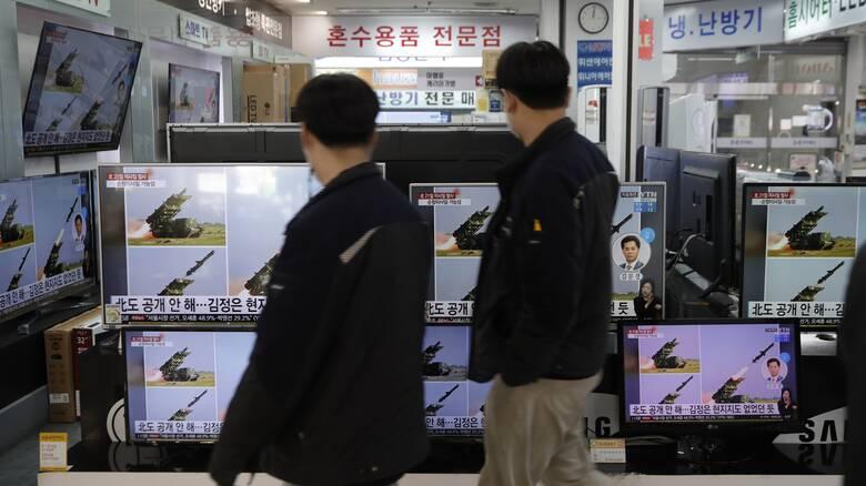 Τις πρώτες οπλικές δοκιμές της επί προεδρίας Μπάιντεν πραγματοποίησε η Βόρεια Κορέα