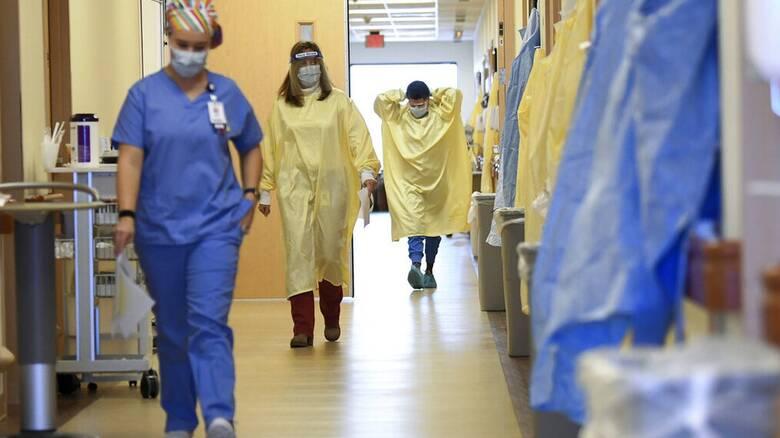 Κορωνοϊός: Στο «κόκκινο» τα νοσοκομεία - Η μεγαλύτερη δοκιμασία για τις αντοχές του ΕΣΥ
