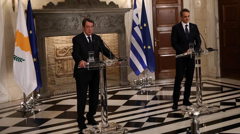 Μήνυμα Μητσοτάκη στην Τουρκία: Η Ελλάδα δεν εκφοβίζει ούτε φοβάται κανέναν