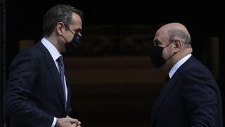 Μητσοτάκης σε Μισούστιν: Οι σχέσεις Ελλάδας - Ρωσίας είναι στο χέρι μας να βαδίσουν πολύ μακριά