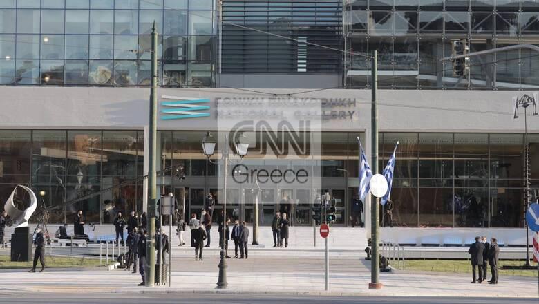 Εγκαίνια Εθνικής Πινακοθήκης: Επίσημη έναρξη εορτασμών των 200 ετών από την Ελληνική Επανάσταση