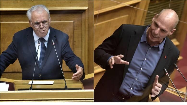 Δριμύ «κατηγορώ» από Δραγασάκη: Ο Βαρουφάκης θα κόστιζε 1,3 δισ. ευρώ