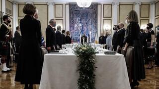 Επέτειος 1821: Επίσημο δείπνο στο Προεδρικό Μέγαρο - Τι περιλαμβάνει το μενού