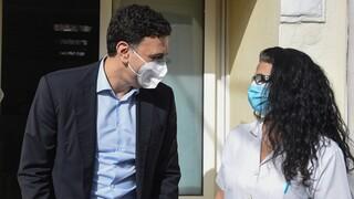 Κικίλιας: Με την αυταπάρνηση το υγειονομικό προσωπικό τιμά τα 200 έτη από την Ελληνική Επανάσταση