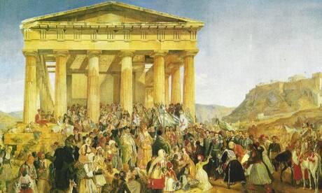 Σαν σήμερα: Η 25η Μαρτίου στην ιστορία