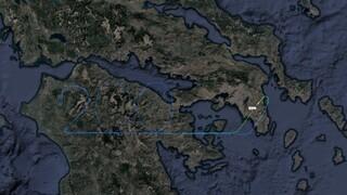 Νewsflash: Με μία συμβολική κίνηση η AEGEAN τίμησε τα 200 χρόνια από την Ελληνική Επανάσταση