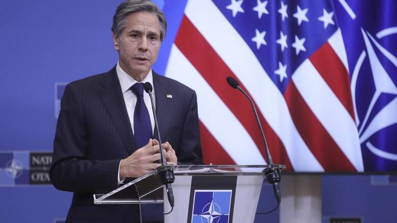 Μήνυμα Μπλίνκεν: Η σχέση ΗΠΑ-Ελλάδας είναι ισχυρότερη από ποτέ
