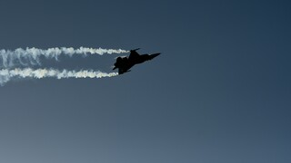 Το μήνυμα του πιλότου του μαχητικού F-16 της Ομάδας «ΖΕΥΣ»: Χρόνια πολλά πατρίδα