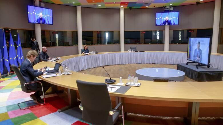 Σύνοδος Κορυφής: Τα εμβόλια στο επίκεντρο - «Παρών» και ο Μπάιντεν στην τηλεδιάσκεψη