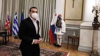 Τσίπρας για 25η Μαρτίου: Ημέρα μνήμης και υπερηφάνειας για όλους τους Έλληνες όπου γης