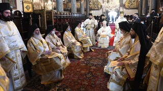 Η εορτή του Ευαγγελισμού στο Οικουμενικό Πατριαρχείο