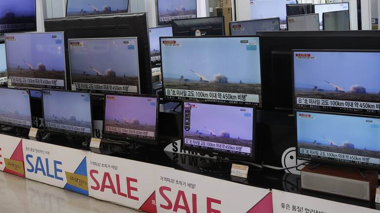 Το... πάτησε ο Κιμ: Εκτόξευση πυραύλου στη Θάλασσα της Ιαπωνίας ανακοίνωσε η Β. Κορέα