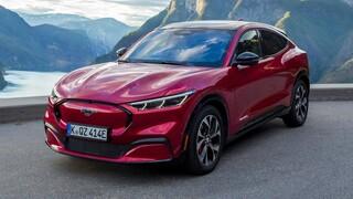 Η ηλεκτρική Ford Mustang Mach-E είναι διαθέσιμη και στην Ελλάδα. Πόσο κοστίζει;