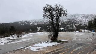 Καιρός: Ισχυρός παγετός στα βόρεια- Έως τους μείον 9,4 βαθμούς η θερμοκρασία