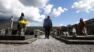 Κορωνοϊός - Ιταλία: Θρήνησε το 2020 τους περισσότερους νεκρούς από το Β' Παγκόσμιο Πόλεμο