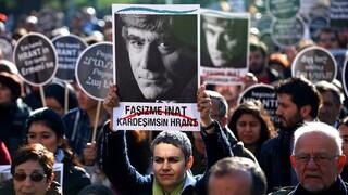Τουρκία - Δολοφονία Χραντ Ντινκ: Καταδίκη δύο πρώην υψηλόβαθμων αστυνομικών 14 χρόνια μετά