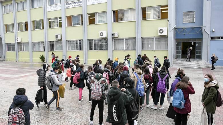 Self test - Κοντοζαμάνης στο CNN Greece: Δεν τίθεται θέμα προσωπικών δεδομένων των μαθητών