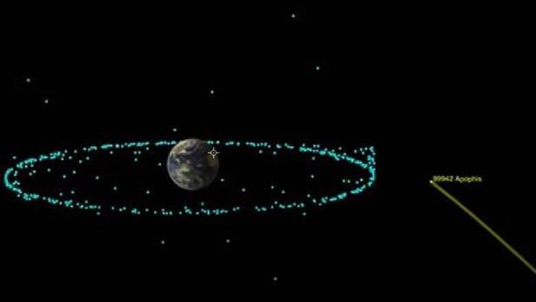 «Παράταση» ενός αιώνα: Τι δείχνουν οι νέοι υπολογισμοί της NASA για τον αστεροειδή Άποφις