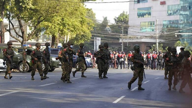 Μιανμάρ: Τουλάχιστον 50 άνθρωποι σκοτώθηκαν από τις δυνάμεις ασφαλείας