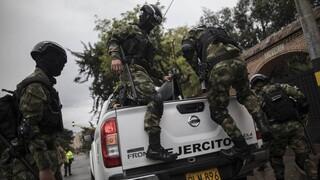 Κολομβία: Πάνω από 13.000 άνθρωποι έχουν εκτοπιστεί φέτος εξαιτίας συγκρούσεων ένοπλων ομάδων