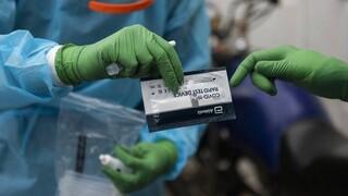 Αντίθετοι οι φαρμακοποιοί με τη διενέργεια self test στα φαρμακεία