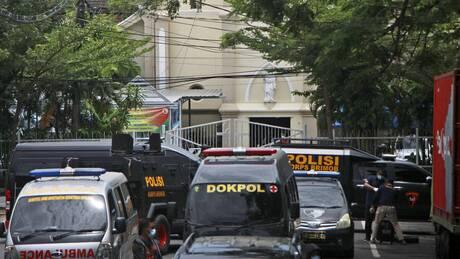 Ινδονησία: Βομβιστική επίθεση αυτοκτονίας έξω από εκκλησία - 10 τραυματίες