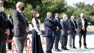 Χανιά: Τελέστηκε το ετήσιο πολιτικό μνημόσυνο των Βενιζέλων