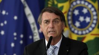 Βραζιλία: Δικαστήριο καταδίκασε τον Μπολσονάρου να αποζημιώσει δημοσιογράφο για ηθική βλάβη