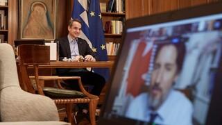 Μητσοτάκης σε Τριντό: Θέλουμε οι Καναδοί να μετέχουν στο success story της Ελλάδας