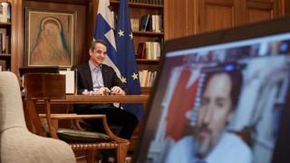 Μητσοτάκης σε Τριντό: Η Ελλάδα έχει ένδοξο παρελθόν, αλλά και ένα πολλά υποσχόμενο μέλλον