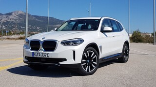 Αυτοκίνητο: H ηλεκτρική BMW iX3 είναι μια απόλυτα ρεαλιστική πρόταση