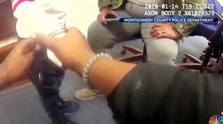 Οργή στις ΗΠΑ από νέο ντοκουμέντο αστυνομικής βίας: Χειροπέδες και φωνές σε 5χρονο λόγω κοπάνας