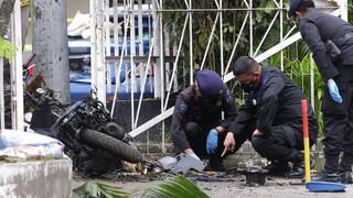 Ινδονησία: Εκρηκτικά εντόπισε η αστυνομία μετά την επίθεση αυτοκτονίας έξω από εκκλησία