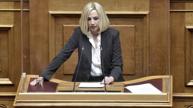 Την Παρασκευή η προ ημερήσιας συζήτηση για την πανδημία μετά από αίτημα της Φ. Γεννηματά
