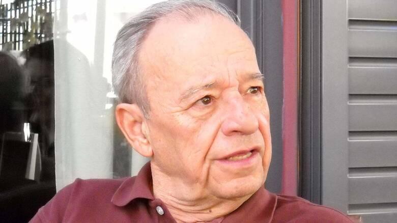 Πέθανε ο συνδικαλιστής και στέλεχος της Αριστεράς Νίκος Καϊμάκης