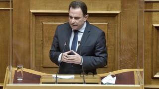 Γεωργαντάς: 775 εκατ. SMS στο 13033 κατά τη διάρκεια του lockdown