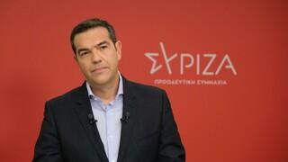 Τσίπρας: Βρισκόμαστε σε περίοδο έντονης και ταχείας κυβερνητικής φθοράς