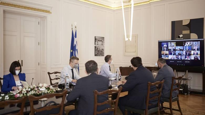Υπουργικό Συμβούλιο: Αποτίμηση κυβερνητικού έργου από τον Άκη Σκέρτσο