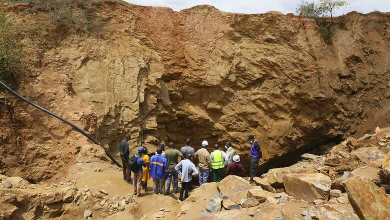 Κολομβία: Μάχη με το χρόνο για τη διάσωση 11 παγιδευμένων εργατών σε παράνομο χρυσωρυχείο