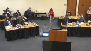 Τζορτζ Φλόιντ: «Είδα τη ζωή να φεύγει από μέσα του» - Συγκλονίζει μάρτυρας της δίκης