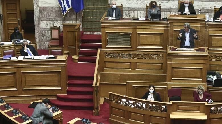 Βουλή: Άγριος καβγάς Πολάκη - Πλεύρη με βαριές εκφράσεις με «δοσίλογους» και «χοίρους»