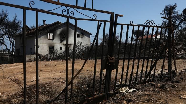 Πυρκαγιά στο Μάτι: «Έξωση» για 15 οικογένειες από τα προσωρινά καταλύματα στον Άγιο Ανδρέα
