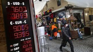 Τουρκία: Νέα πτώση της λίρας μετά το «ξήλωμα» και του υποδιοικητή της κεντρικής τράπεζας