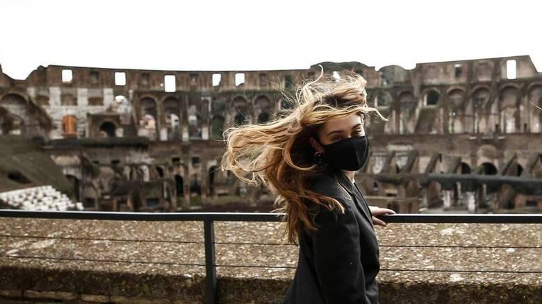 Ιταλία- Κορωνοϊός: Υποχρεωτική καραντίνα πέντε ημερών στους ταξιδιώτες που έρχονται από την ΕΕ
