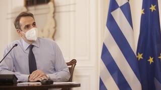 «Παρών» ο πρωθυπουργός στην παρουσίαση του Εθνικού Σχεδίου Ανάκαμψης την Τετάρτη