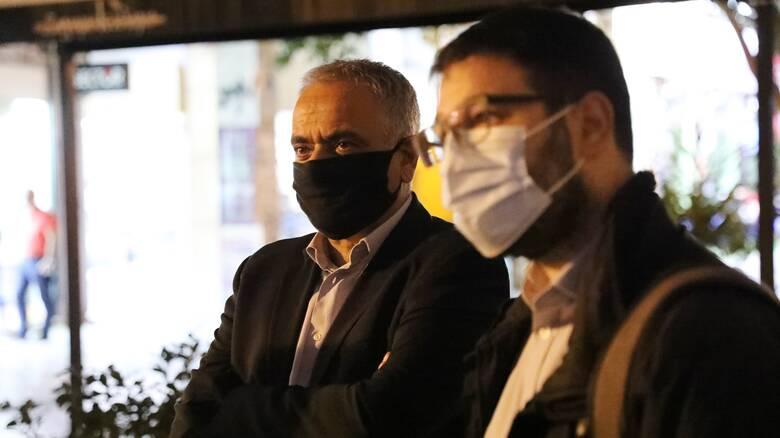 Ηλιόπουλος: Η κυβέρνηση παίζει στα ζάρια τις ζωές των πολιτών